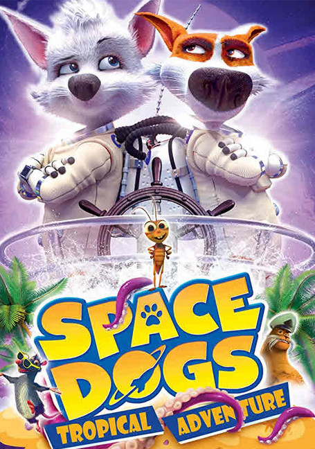 Space Dogs: Tropical Adventure (2020) HDTV